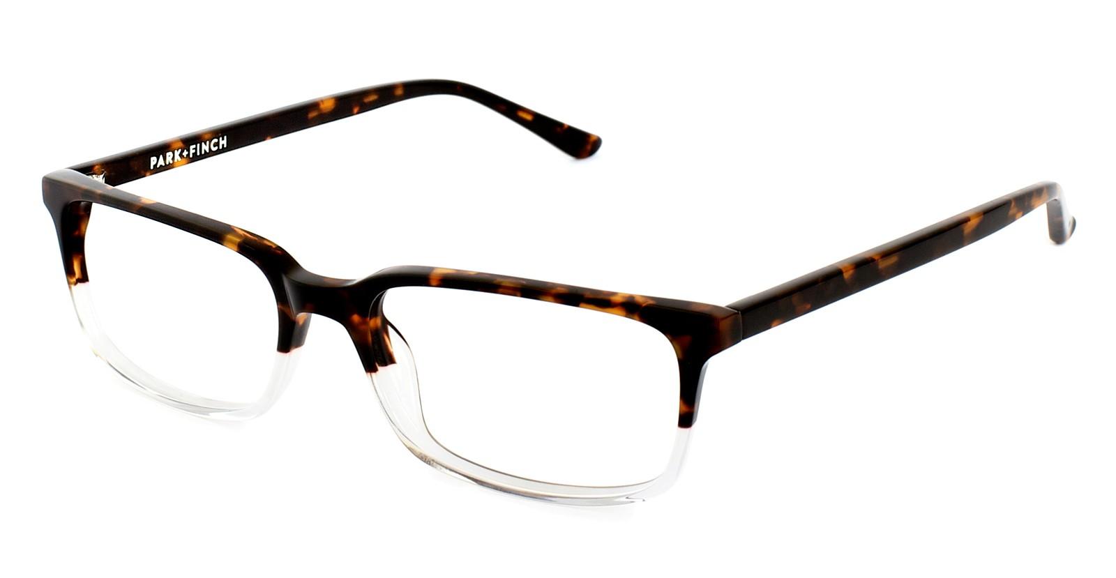 wharton prescription eyeglasses in two tone